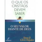 Livro O Seu Valor Diante de Deus