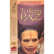 Livro O Totem da Paz