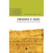 Livro Obadias e Ageu   Comentários Expositivos Hagnos