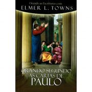Livro Orando Segundo as Cartas de Paulo