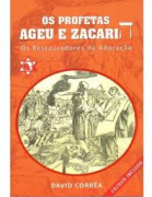 Livro Os Profetas Ageu e Zacarias