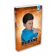 Livro Ourane, Criança de Ninguém