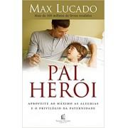 Livro Pai Herói
