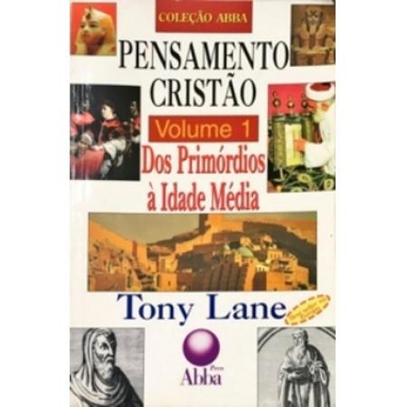 Livro Pensamento Cristão ? Volume 1