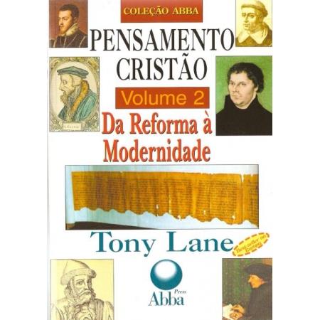 Livro Pensamento Cristão ? Volume 2