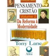 Livro Pensamento Cristão - Volume 2
