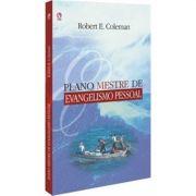 Livro Plano Mestre de Evangelismo Pessoal