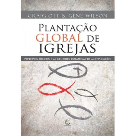Livro Plantação Global de Igrejas