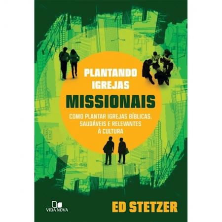 Livro Plantando Igrejas Missionais