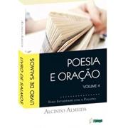 Livro Poesia e Oração - Salmos Volume 4