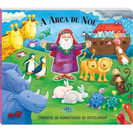 Livro Por Trás da Cena (bíblico)A Arca de Noé