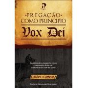 Livro Pregação como Princípio Vox Dei