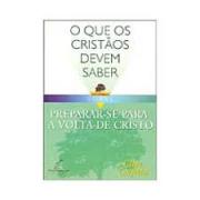 Livro Preparar-se Para A Volta de Cristo