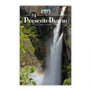 Livro Presente Diário 24 Mini - Ano 2021