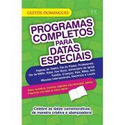 Livro Programas Completos Para Datas Especiais