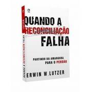 Livro Quando a Reconciliação Falha
