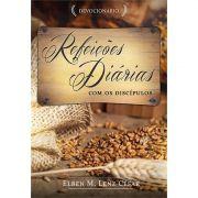 Livro Refeições Diárias com os Discípulos