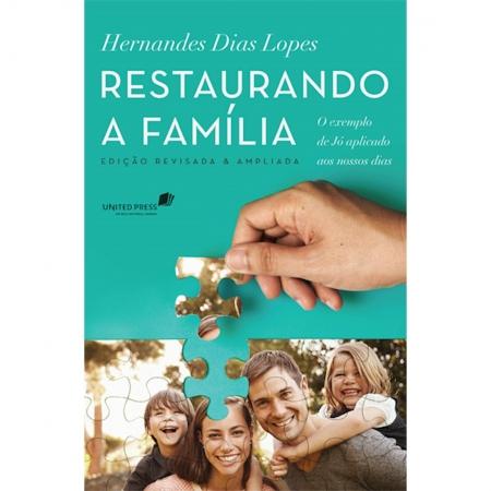 Livro Restaurando a Família