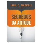 Livro Segredos da Atitude - Série Os 4 Segredos do Sucesso