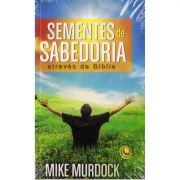 Livro Sementes de Sabedoria Através da Bíblia