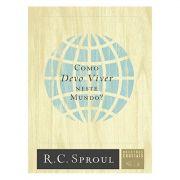 Livro Série Questões Cruciais - Como Devo Viver Neste Mundo? - Nº 5