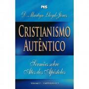 Livro Sermões Evangelísticos - Cristianismo Autêntico VOL. 2