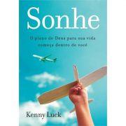 Livro Sonhe - Produto Reembalado