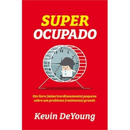 Livro Super Ocupado
