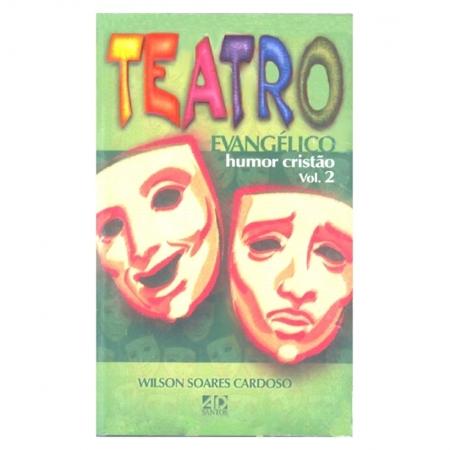 Livro Teatro Evangélico - Humor Cristão - Vol. 2