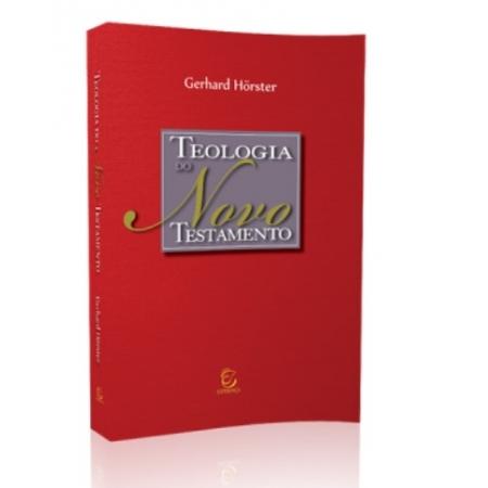 Livro Teologia do Novo Testamento - Produto Reembalado