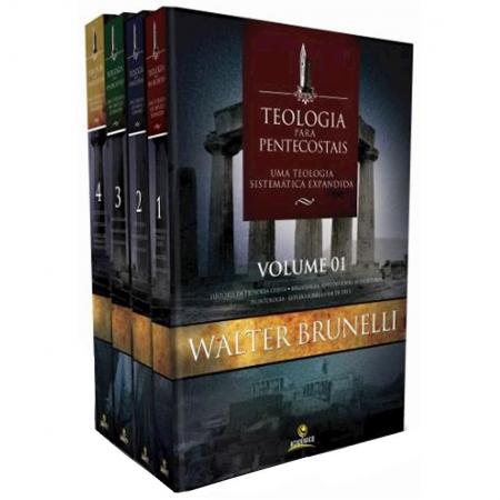 Livro Teologia Para Pentecostais