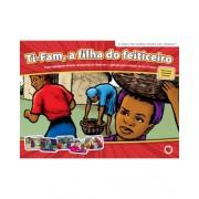 Livro Ti-Fam - A Filha do Feiticeiro