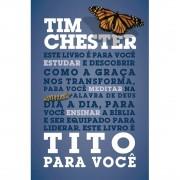 Livro Tito Para Você