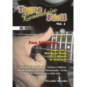 Livro Toque Contra Baixo Fácil Vol 1