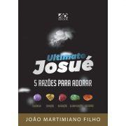 Livro Ultimato Josué - 5 Razões Para Adorar