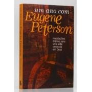 Livro Um Ano com Eugene Peterson - Produto Reembalado