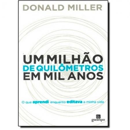 Livro Um Milhão de Quilômetros em Mil Anos