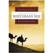 Livro Uma Mesa no Deserto - Seu Encontro Diário com Deus