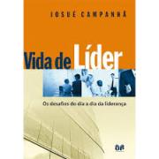 Livro Vida de Líder- Produto Reembalado