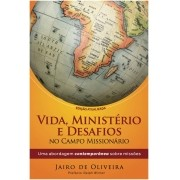 Livro Vida, Ministério e Desafios no Campo Missionário