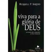 Livro Viva Para A Glória de Deus