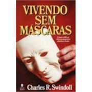 Livro Vivendo Sem Máscaras