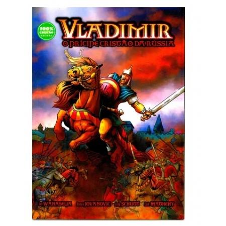 Livro Vladimir - O Príncipe Cristão da Rússia