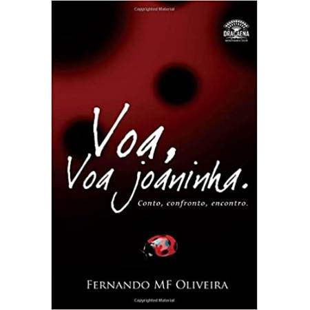 Livro Voa, Voa Joaninha