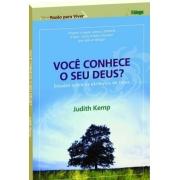 Livro Você Conhece o Seu Deus?