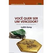 Livro Você Quer Ser Um Vencedor?