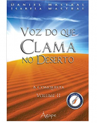 Livro Voz do que Clama no Deserto - Vol. 2