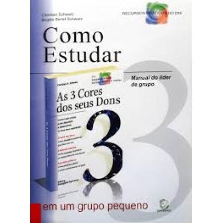 Manual do Líder de Grupo para Ministérios Orientados pelos Dons