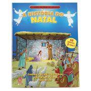 Os Livros da Bíblia em Adesivos - A História do Natal