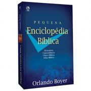 Pequena Enciclopédia Bíblica - Capa Brochura